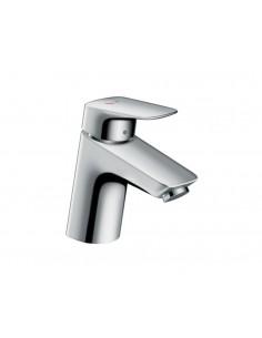 Grifo de lavabo Logis con tecnología CoolStart sin vaciador automático de Hansgrohe