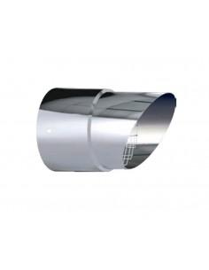 Terminal direccional en Inox 316 para calderas de condensación