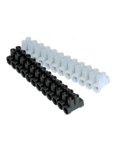 Regleta blanca de conexión de cable Serie 100 de Tekox