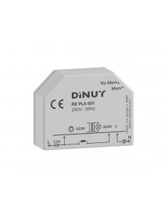 Regulador para bombillas incandescentes y halógenas RE.PLA.001 de Dinuy