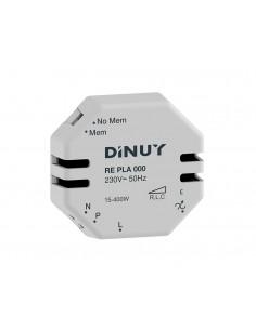 Regulador para bombillas incandescentes y halógenas RE.PLA.000 de Dinuy