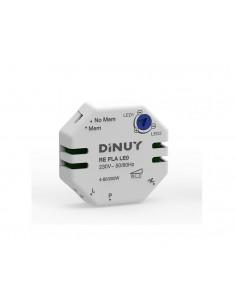 Regulador para bombillas Led 2 hilos RE PLA LE0 de Dinuy