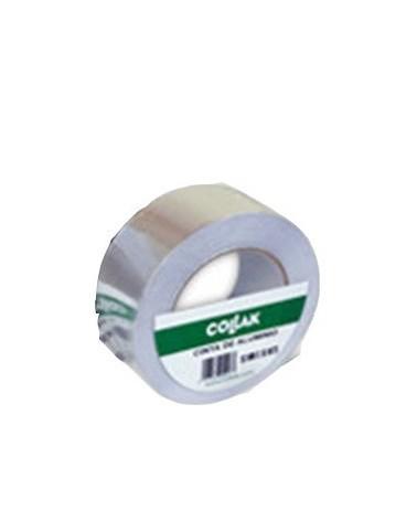 Rollo cinta aluminio 50X50 de Collak