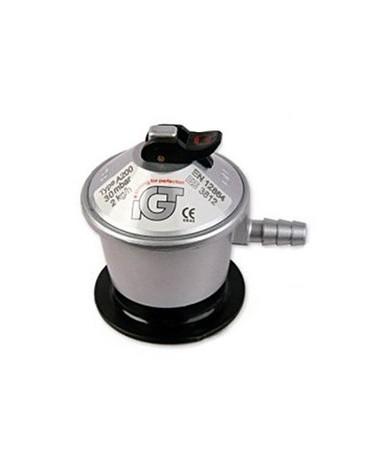 Regulador de presión salida 30Gr/m2 734C de Kosangas