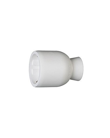 Base de enchufe blanca 050317 de Legrand