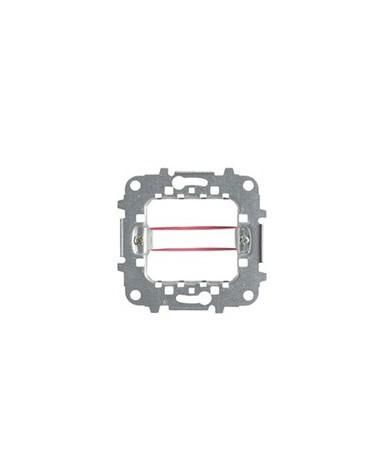 Bastidor 1 elemento con garras Niessen N2271.9G de Niessen