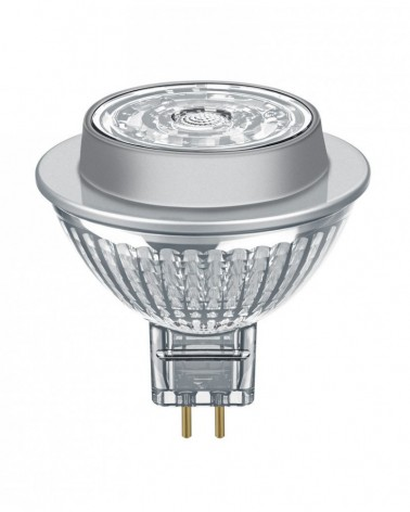 Bombilla dicroica Led regulable PARATHOM DIM MR16 36º 8W 2700K de Ledvance