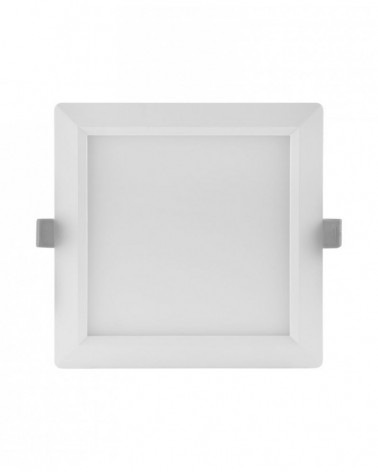 Downlight led EXTRAFINO empotrable blanco de 12W . Luz neutra de Ledvance