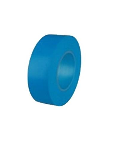 Cinta aislante pvc azul 20mts x 19mm