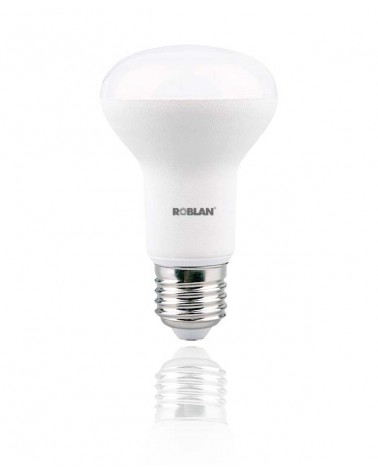 Bombilla LED R63 8W 3K E27 ROBLAN