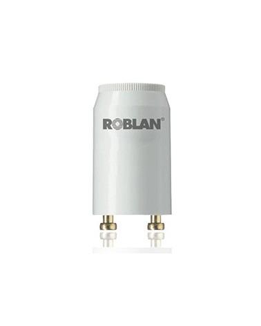 Cebador para tubos fluorescentes Led de Roblan STARTLED