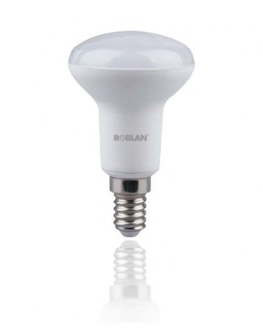 Bombilla LED R50 6W 3K E14 ROBLAN