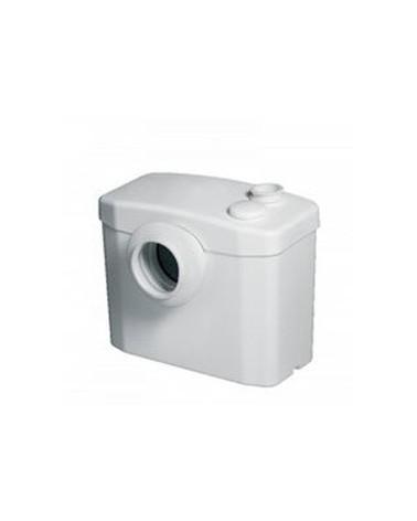 Triturador SANITRIT para un inodoro