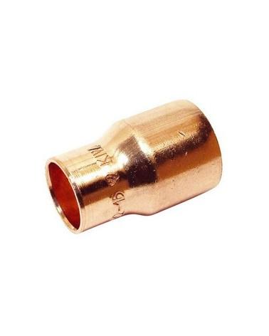 Reducción de cobre de 15 a 12 para soldar Macho Hembra de Comap-Sudo
