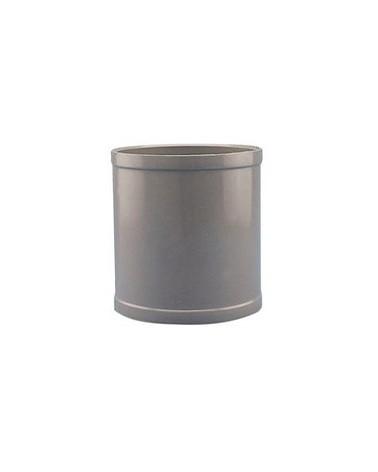 Manguito liso Hembra Hembra diámetro 32 de Crearplast