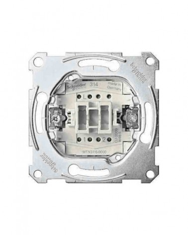 Mecanismo interruptor 10A MTN3111-0000 de Schneider