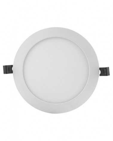 Downlight Led EXTRAFINO empotrable blanco de 22W . Luz neutra de Ledvance