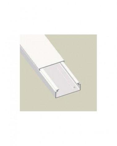 Canaleta sin tabique interior 16x30 ref: 78033-2 de Unex (tiras de 2 mts)