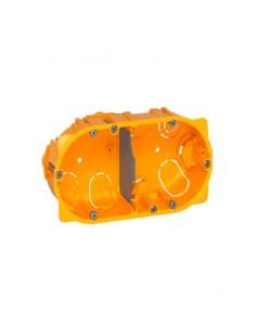 Caja para pladur 2 mecanismos 80052 de Legrand