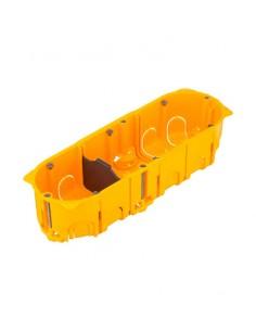 Caja para pladur 3 mecanismos 80053 de Legrand