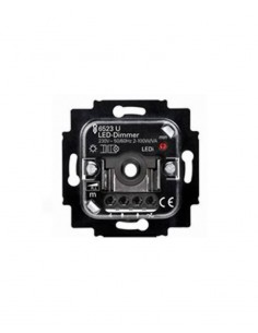 Regulador electrónico giratorio 8160.2 de Niessen