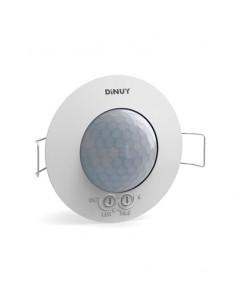 Detector de movimiento empotrable en techo DMTEC003 de Dinuy