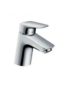 Grifo de lavabo Logis con vaciador PUSH-OPENde Hansgrohe