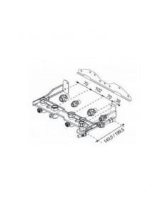 Kit de conexión caldera de condensación de Saunier Duval