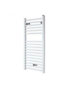 Radiador toallero de 800 x 450 blanco de Greencalor
