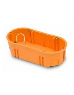 Caja para pladur 2 mecanismos 3256 de Famatel