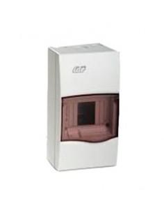 Armario superficie 4 módulos puerta transparente BV4PT de IDE