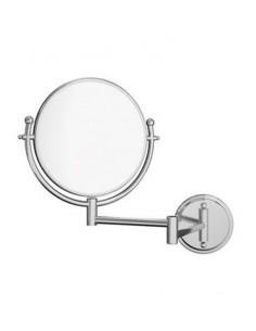Salgar 6462 - Espejo de baño plegable con aumento por 2 caras