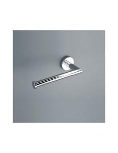 Salgar sil - Portarrollos sin tapa silver 165x45x70mm cromo/cromada