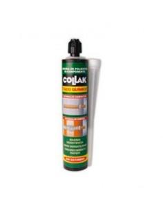 Poliéster taco químico 280ml de Collak