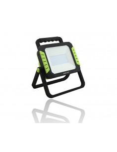 Proyector portátil led con cable 30W 3000Lm MHLW30B de Roblan