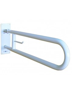 Barra de apoyo abatible blanca 15051.80.W de Nofer