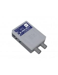MAA 20 L2 amplificador de apartamento de 1 entrada y 2 salidas de Ekselan